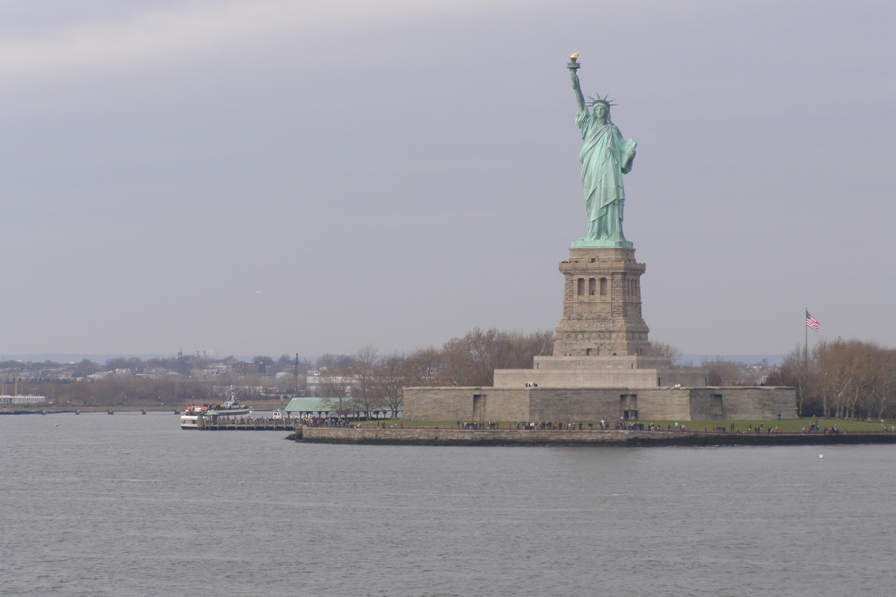 Wo Liegt Staten Island Skyline