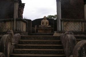 Buddhatempel Polonaruwa
