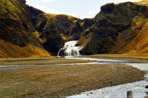 Wasserfälle ohne Ende