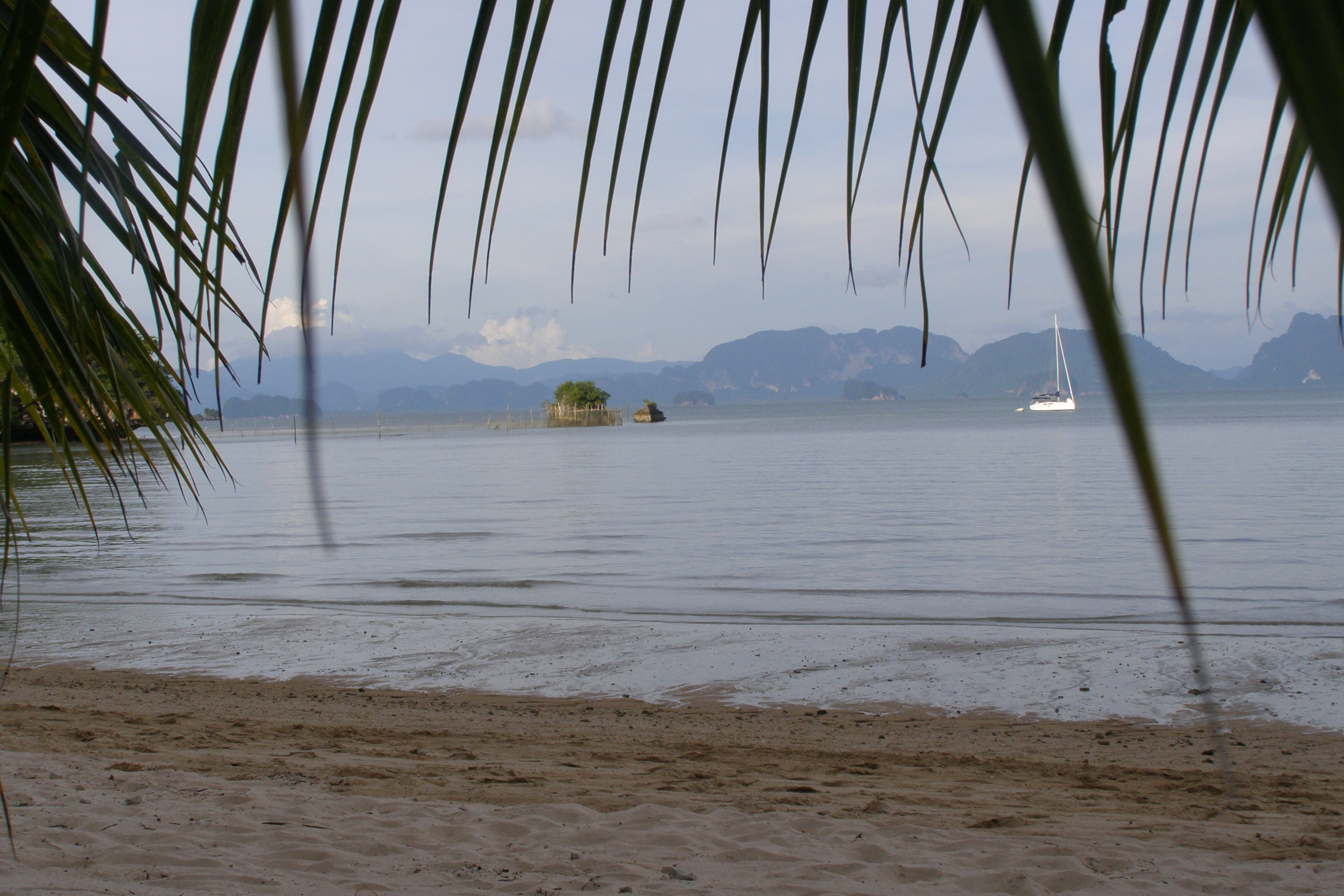 Strand auf Koh Yao
