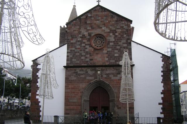 Kathedrale von Funchal