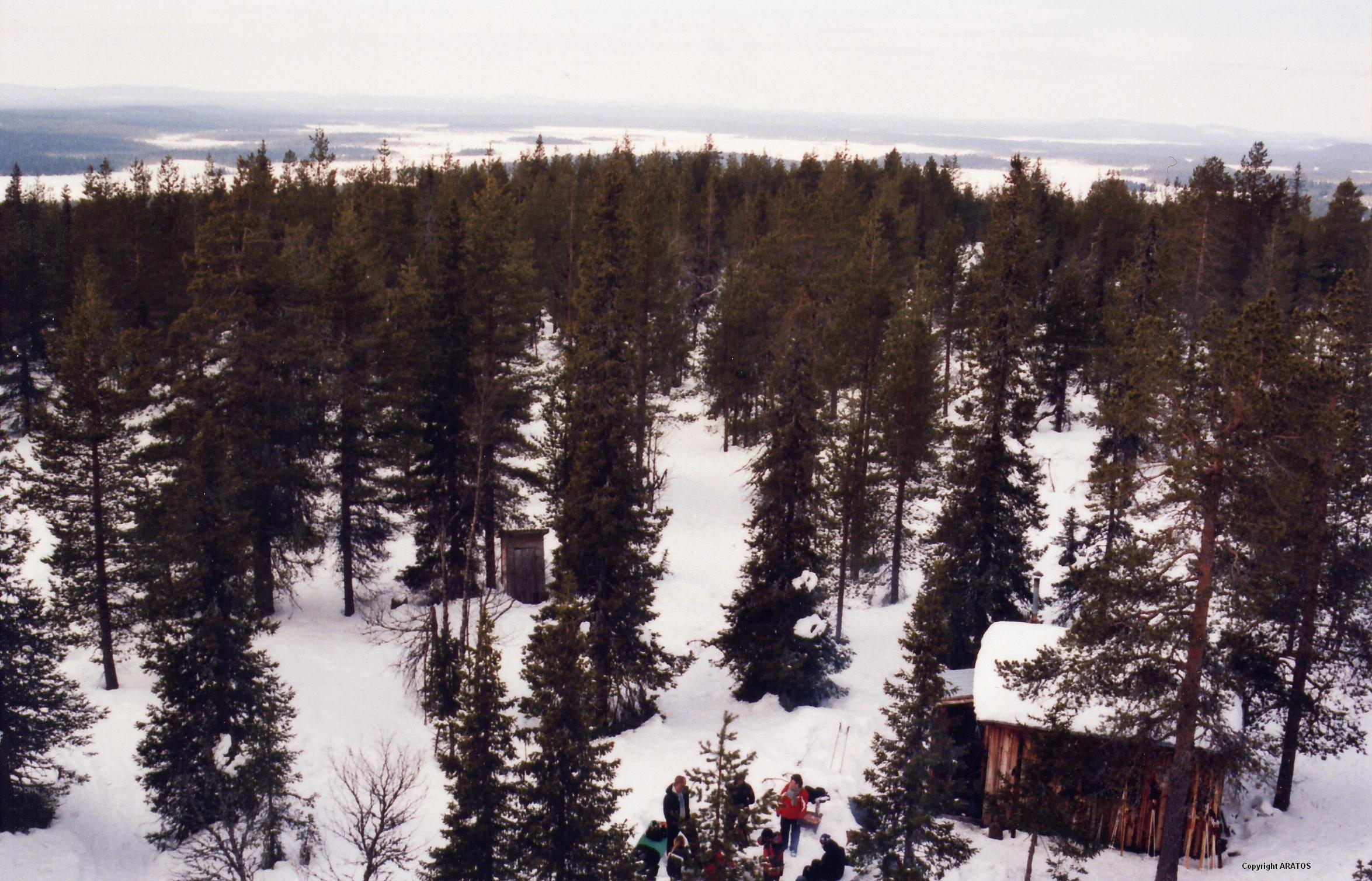 Weite Lapplands