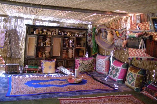 Haus der Beduinen