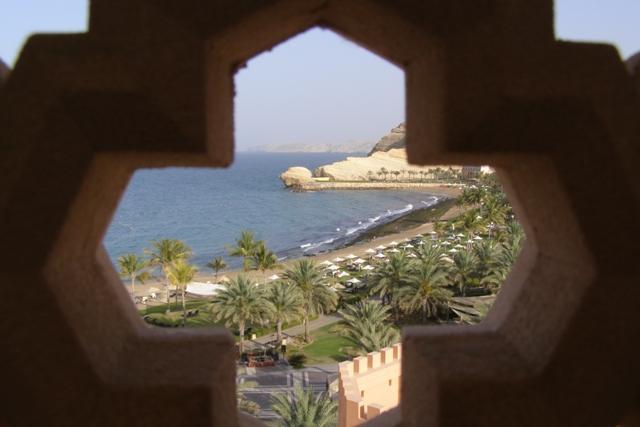 Shangri La's Bar Al Jissah Resort