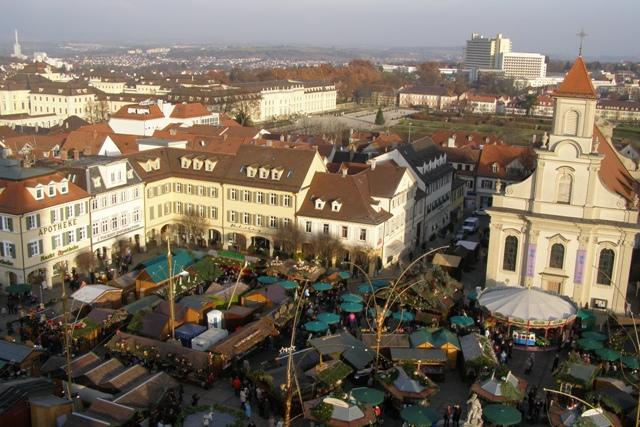 Barockstadt Ludwigsburg