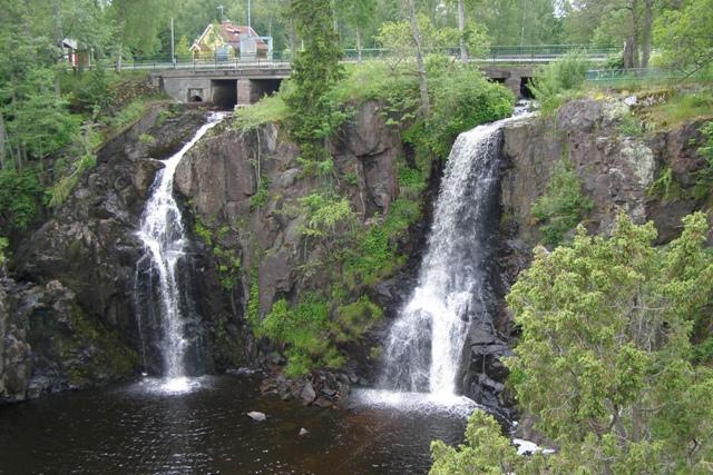 Wasserfall Aneby