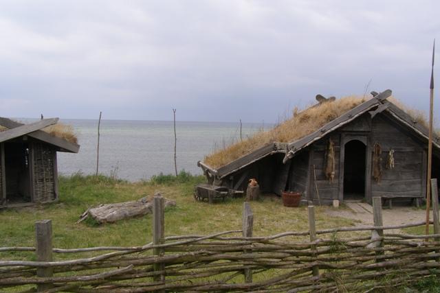 Wikingerdorf Foteviken