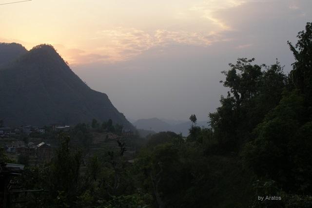 Ausblicke in Bandipur