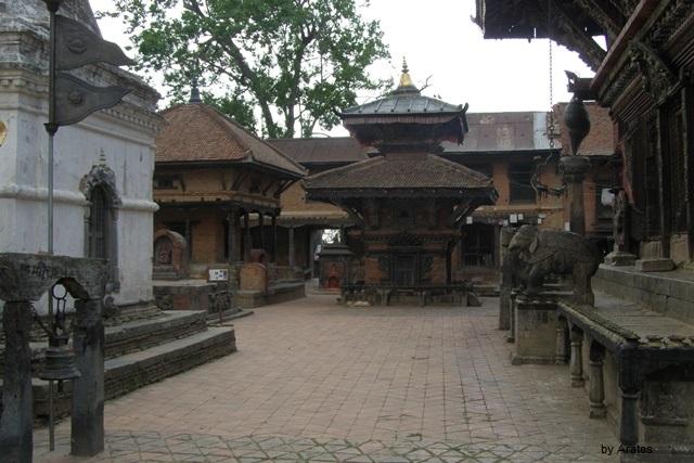 Tempel Changunarayan