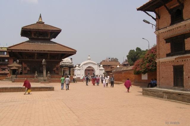 Bkaptapur Durbar Square