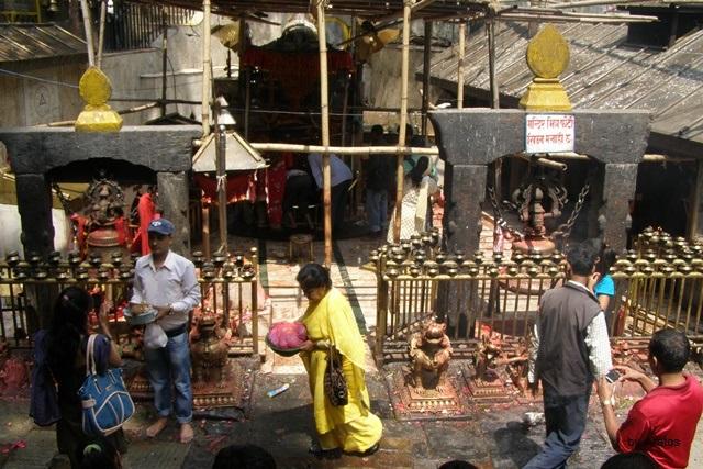 Tempel Dakshin Kali