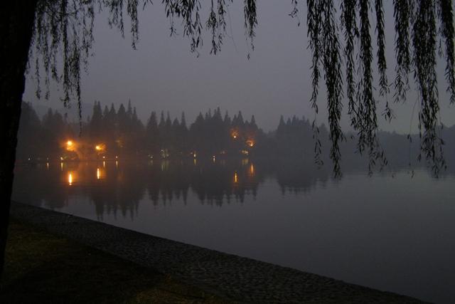 Abendstimmung am Westsee