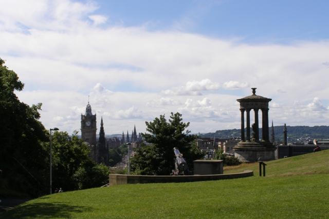 Carlton Hill Edinburgh