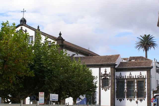 Kloster in Ponta Delgada