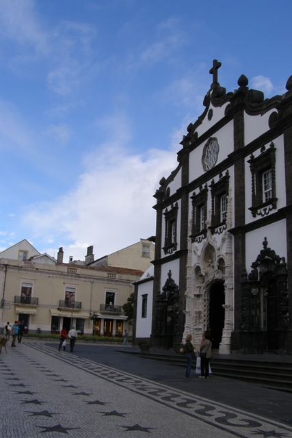 Igreja Matriz de Sao Sebastiao