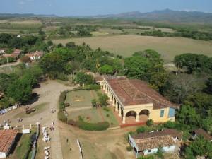 Ausblick vom Torre de Iznaga