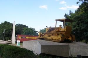 Monumento de tren blindado