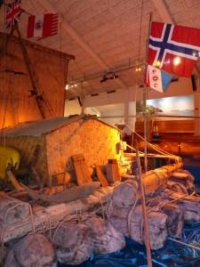 Kon Tiki Museum - Schiff Kon Tiki