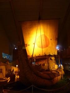 Kon Tiki Museum - Schiff Ra