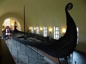 Osebergschiff