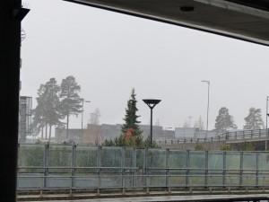 Schnee in Oslo