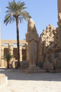 Karnak Tempel Luxor
