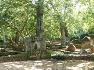 Ruinen von Gedi