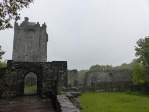 Aughnanure Castle