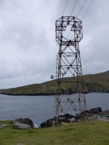 Seilbahn nach Dursey Island