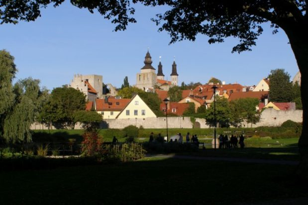 Gotland – bezaubernde Insel in der Ostsee 12.09.-20.09.2007
