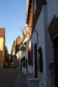 Gasse in Visby