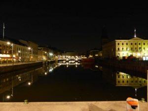 Göteborg - bei Nacht
