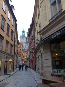 Stockholm Gamlas Stan