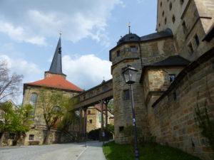 Schloss & Kirche Thurnau