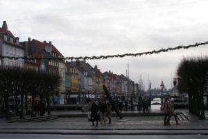 Weihnachtliches Nyhavn