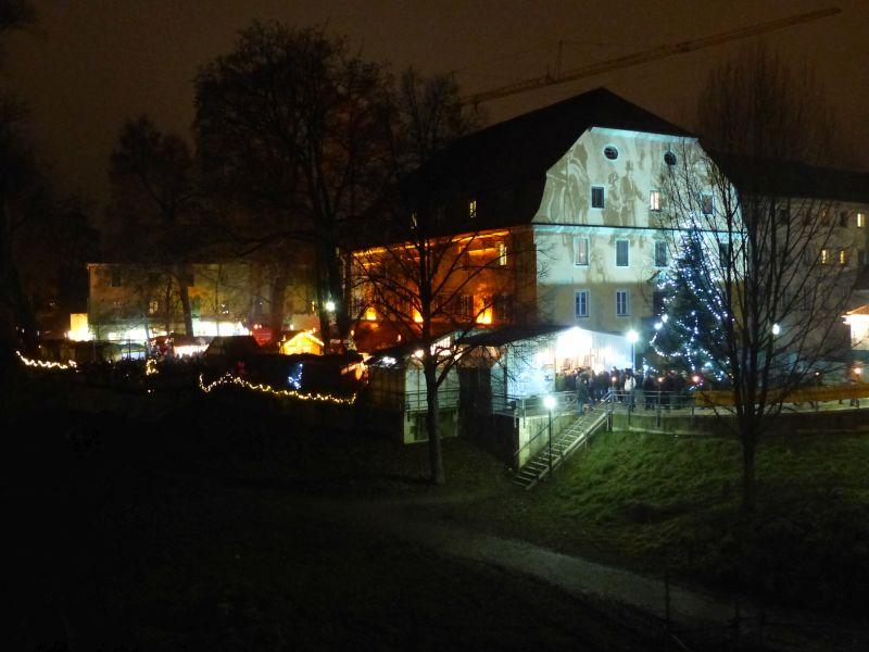 Spitalgarten Regensburg Weihnachtsmarkt