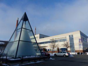 Höchste Glaspyramide Zwiesel