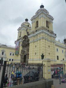Jesuitenkirche San Pedro