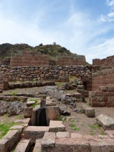 Inkafestung Pisaq