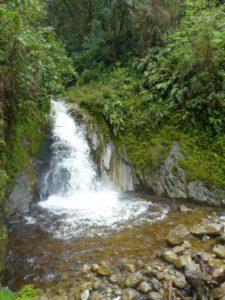 Mandor Wasserfall