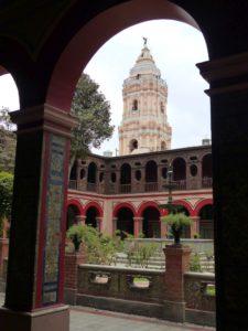 Kloster Santo Domingo