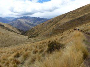 Trekking Huchuyqosqo