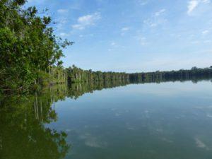 Lago Sanoval