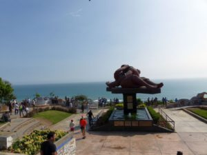 Plaza del Amor Lima