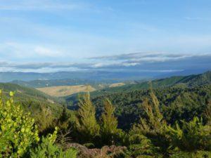 Aussichtspunkt Glenhope