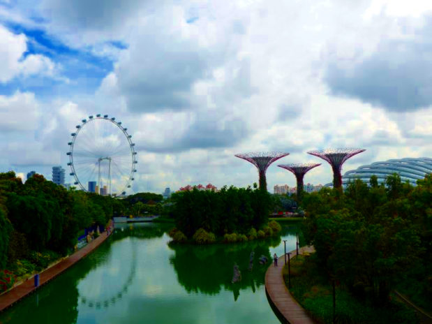 Stopover Singapur 30.03.-02.04.2017