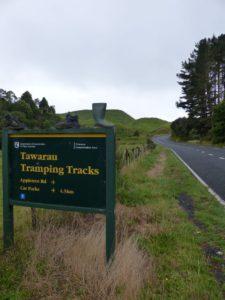 Tawarau Tramping Tracks