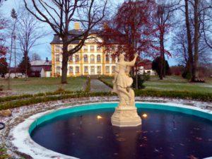 Schloss Jägersburg in Bammersdorf