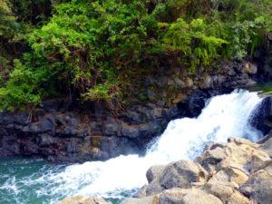Grand-Rivière-Sud-Est-Wasserfälle