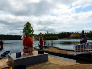 Hinduheiligtum Ganga Talao